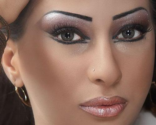 The-most-stylish-models-eye-makeup-Arabic-wikinaz-18